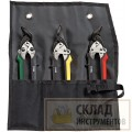 НОЖНИЦЫ НАБОР Aviation snips-Set in pouch DSET15